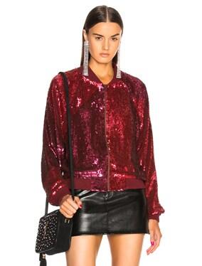 Carrie Bomber Jacket