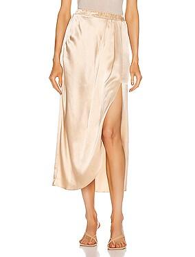 Ariel Slit Skirt