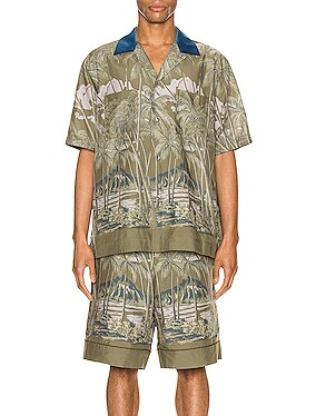 Sun Surf Diamond Head Shirt