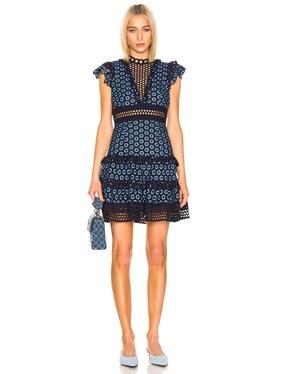 Josie Sleeveless Mini Dress