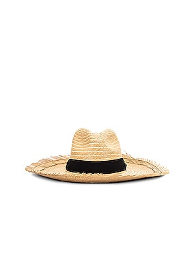 Panama Two Tone Hat