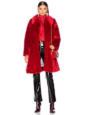 Faux Fur Kassidy Coat