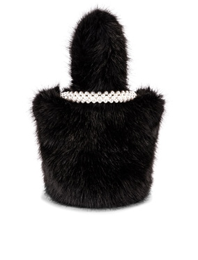 Eva Faux Fur Bag