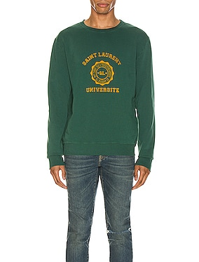 Universite Saint Laurent Sweatshirt
