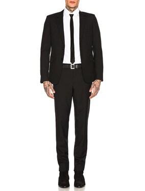 Gabardine Suit