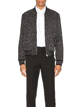 Teddy Tweed Jacket
