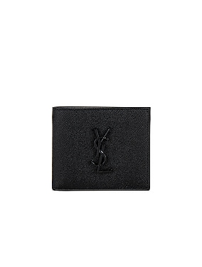 East West Monogram Wallet