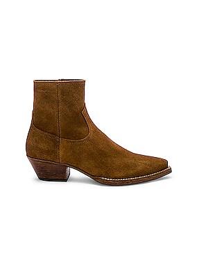 Lukas 40 Zip Boot