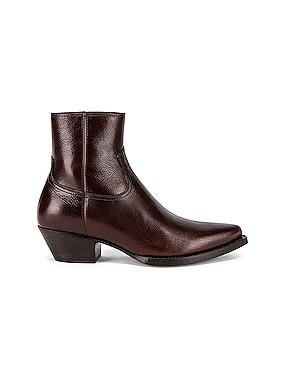 Lukas Zipper Boots