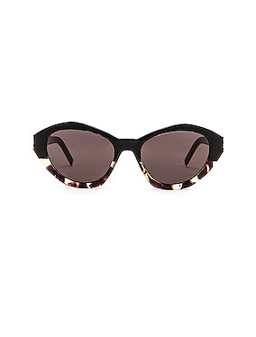Acetate Contemporary Sunglasses