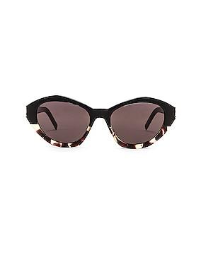 Acetate Contemporary Sunglasses
