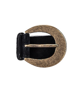 Light Suede Belt