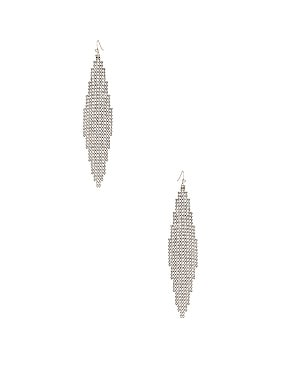 Mesh Chandelier Earrings