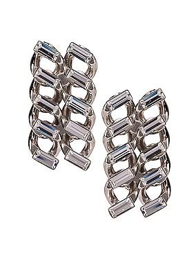 Chain Clip Earrings