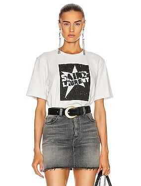 Crew Neck Boy T-Shirt