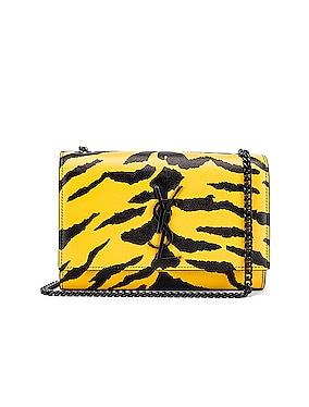 Small Tiger Monogramme Kate Crossbody Bag