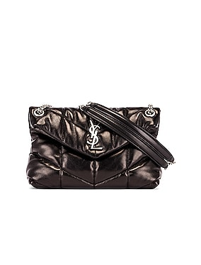 Small Monogramme Puffer Loulou Shoulder Bag