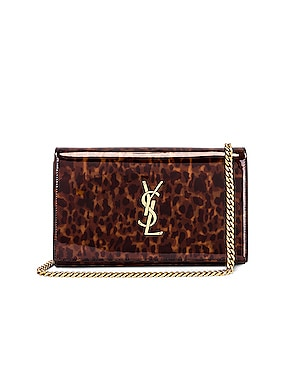 Monogramme Wallet on Chain Bag