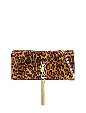 Kate Monogramme Leopard Bag