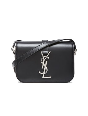 Small Silver Monogram Universite Bag