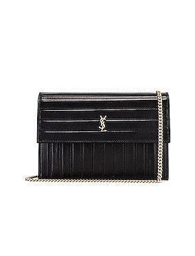 Victoire Chain Wallet Bag