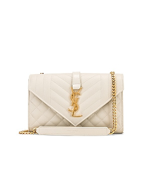Small Monogramme Envelope Chain Bag