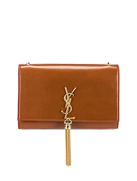 Medium Kate Monogramme Chain Tassel Bag