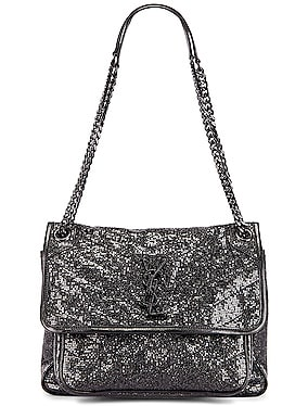 Niki Medium Monogramme Chain Bag