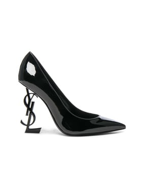 Patent Leather Opium Monogramme Heels