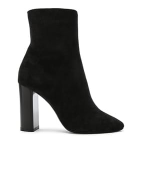 Suede Lou Ankle Boots