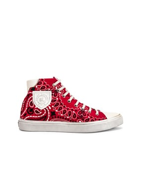 High Top Bedford Sneakers