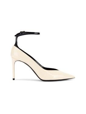 Zoe Ankle Strap Heels