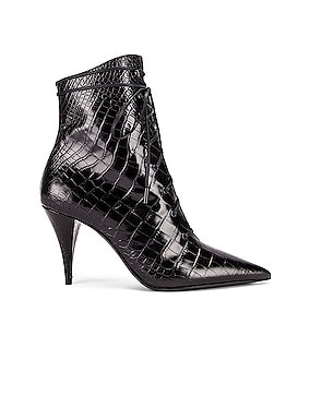 Kiki Lace Up Booties