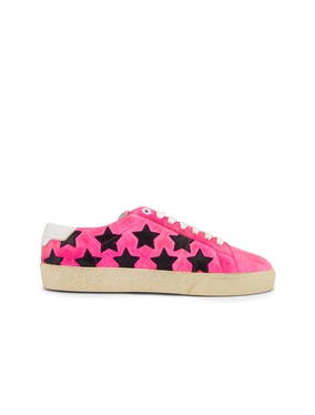 Star Low Top Sneakers