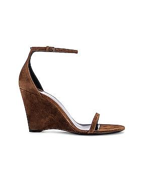 Lila Wedge Sandals