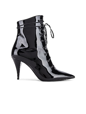 Kiki Lace Up Ankle Booties