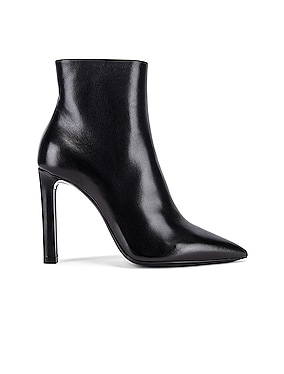 Kate Zip Booties