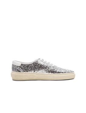 Skate Glitter Sneakers