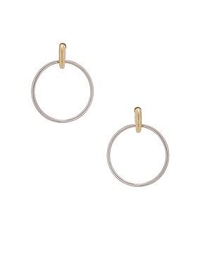 Casseus Hoop Earrings