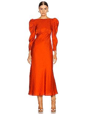 Alena Midi Dress