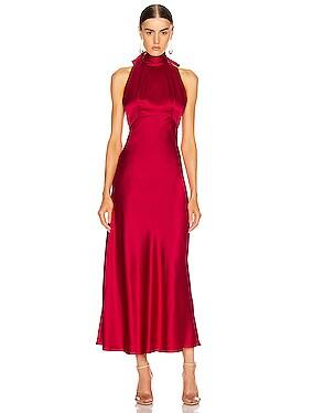 Michelle Midi B Dress