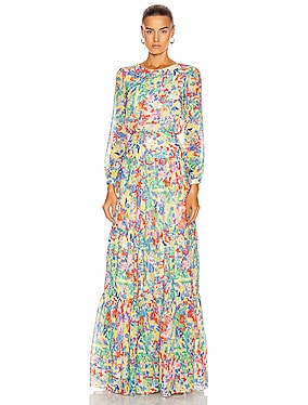 Isabel Long Dress