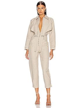Tuta Long Sleeve Jumpsuit