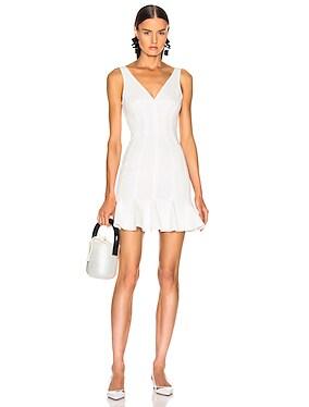 77e0b22f6024 Stella McCartney Alison Double Breasted Blazer Dress in Ink & Ivory ...