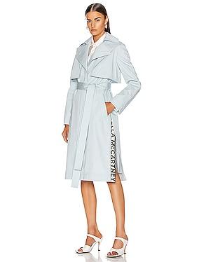 Melinda Trench Belted Coat