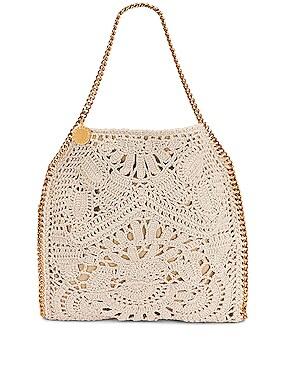 Small Crochet Ajouree Bag