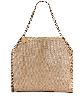 Small Metallic Bag