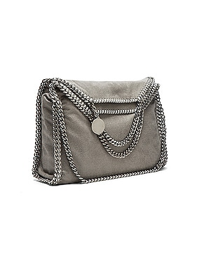 Small Falabella Fold Over Tote