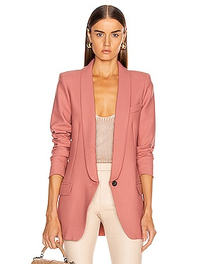 Long Shawl Blazer
