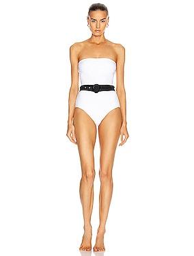 Madeline Belt Swimsuit